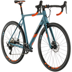 Cube Cross Race SL blue grey/orange